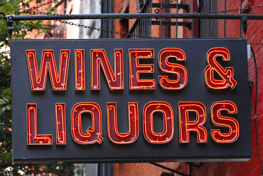 Liquor Wine and Spirits, tennessee